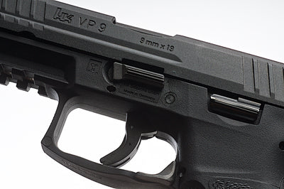 Umarex / VFC VP9 GBB Pistol - Black (Deluxe Asia Version)