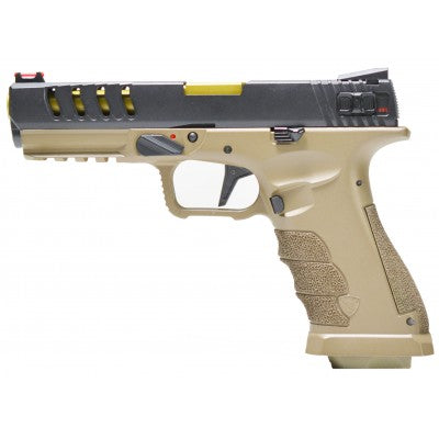 APS Shark Full Auto Pistol - Ultimateairsoft fun guns cqb airsoft