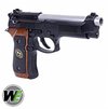 WE M92 BIO HAZARD Black Edition - Ultimateairsoft fun guns cqb airsoft