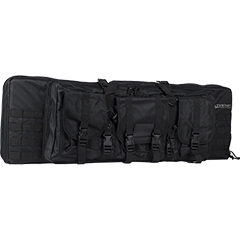 "Valken Tactical 42"" Double Rifle Tactical Gun Case"