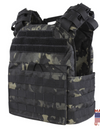 CYCLONE PLATE CARRIER WITH MULTICAM BLACK® - Ultimateairsoft fun guns cqb airsoft