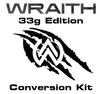 WRAITH CO2 33g Conversion Kit - Ultimateairsoft fun guns cqb airsoft