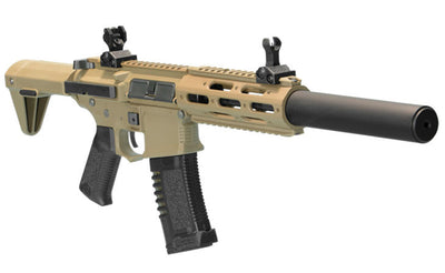 AMOEBA M4 HONEY BADGER SD (AM-014) - Ultimateairsoft fun guns cqb airsoft