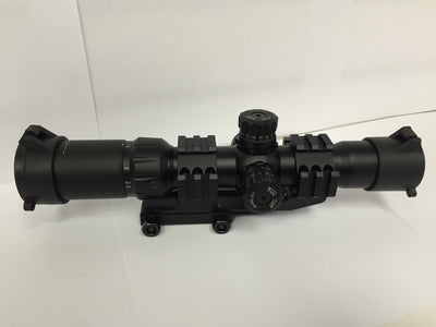 1.5-4X30 Red/Green Scope - Ultimateairsoft fun guns cqb airsoft