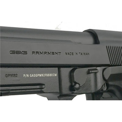 G&G GPM92 - Ultimateairsoft fun guns cqb airsoft