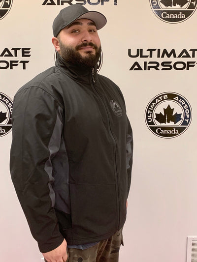 UA Softshell Jacket - Ultimateairsoft fun guns cqb airsoft