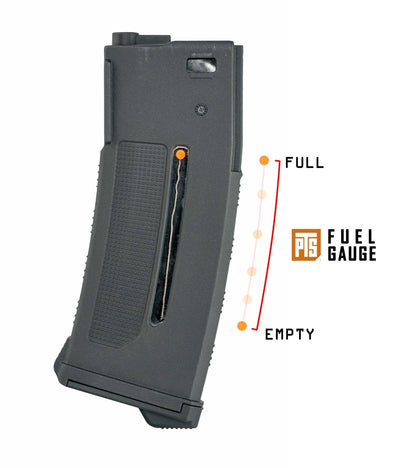 PTS M4 250 Round Enhanced Polymer Magazine 1 (EPM1)