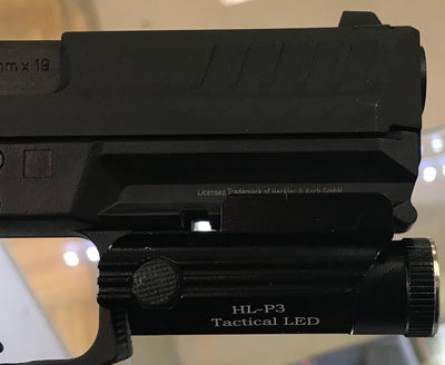 HiLight HL-P3 Pistol Flashlight - Ultimateairsoft fun guns cqb airsoft