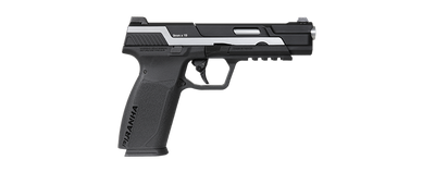 Pirahna Pistol Silver - Ultimateairsoft fun guns cqb airsoft