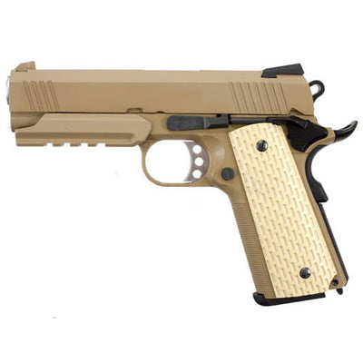 WE Desert Warrior 4.3 Full Metal GBB Pistol - Ultimateairsoft fun guns cqb airsoft