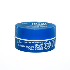 Blue Hair Wax
