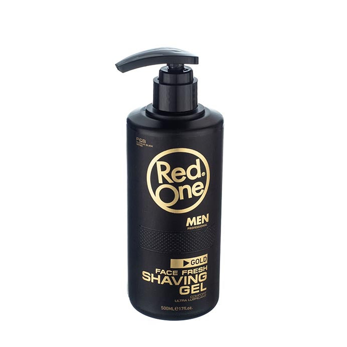 Shaving gel Gold 500ml