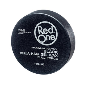 Black Gel Wax