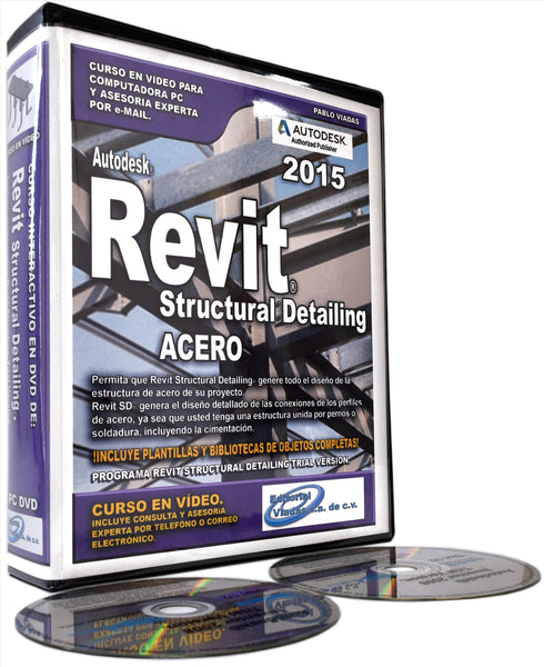 Curos de Revit Structure 2015