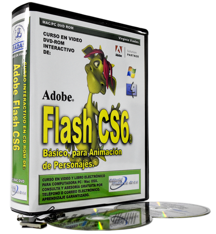 Flash CS6 Basico