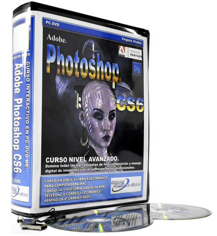 Photoshop CS6 Curso Avanzado