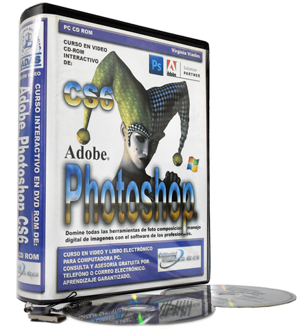 Photoshop CS6 Basico