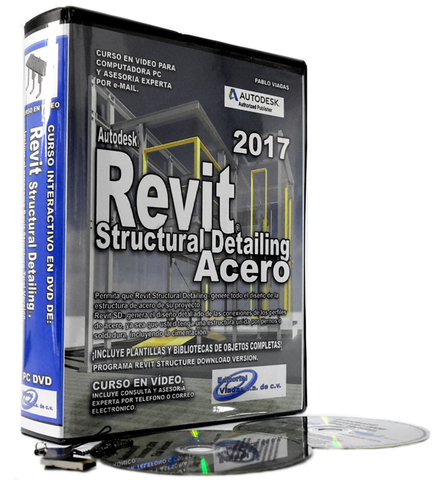 Revit 2017 Structuras de Acero.