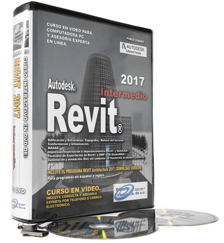 Revit 2017 Curso Intermedio.