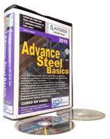 Advance Steel 2019 | Curso Esencial