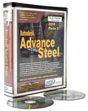 Autodesk Advance Steel 2017 Nivel Avanzado Parte 3
