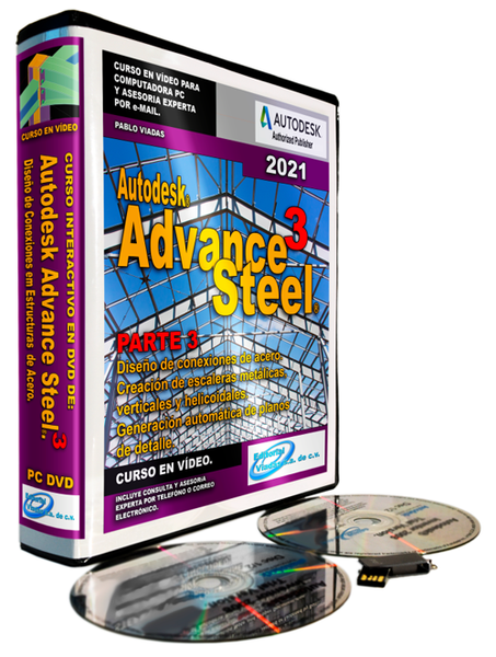 Curso de Advance Steel 2021 III