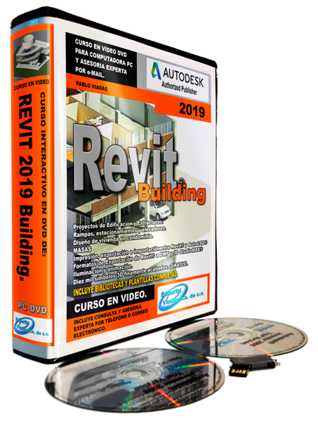 Revit 2019 Curso en vídeo | Building