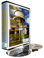 Curso de SAP2000 v21 NL Tanques RC