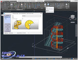 Autodesk Advance Steel 2017 Nivel Avanzado Parte 3 - Editorial Viadas