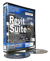 Revit 2018 Suite BIM Curso en Vídeo