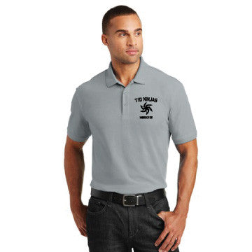 T1D Ninjas - Port Authority® Core Classic Pique Polo. K100