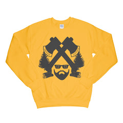 MinnesotaLumberack - Minnesotan's Don't Need Hoods - Crew Neck