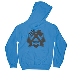 MinnesotaLumberjack - My Beard's Warmer Than My Hood - Hoodie
