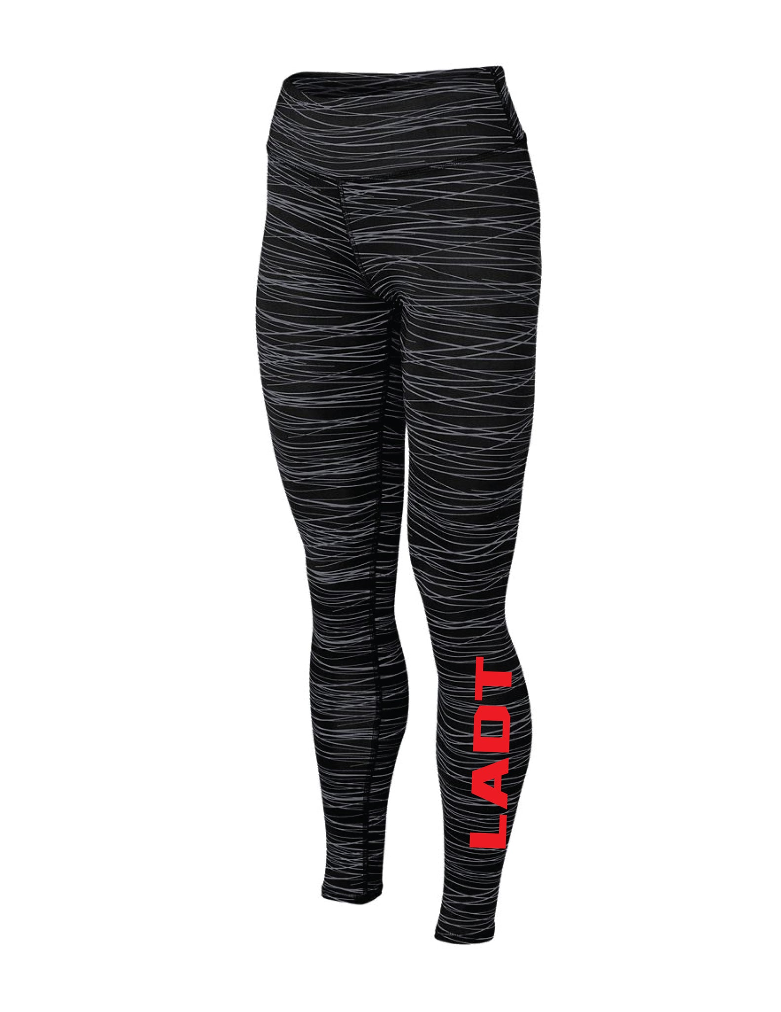 CLEARANCE - LADT - LADIES HYPERFORM COMPRESSION LEGGINGS