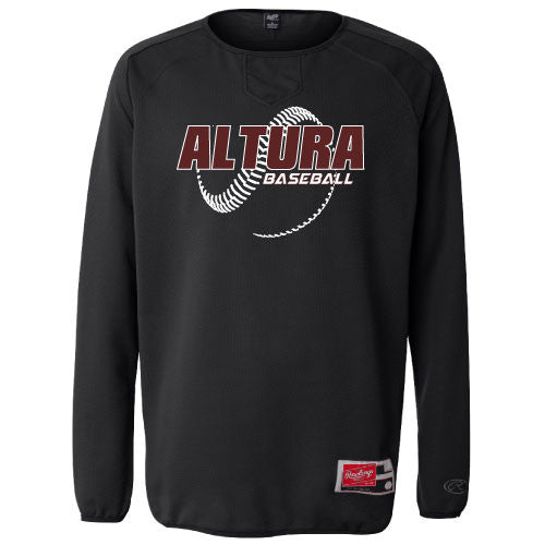 Altura Baseball Mesh Slugger Fleece