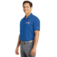 Family Heritage - Nike Dri-FIT Vertical Mesh Polo