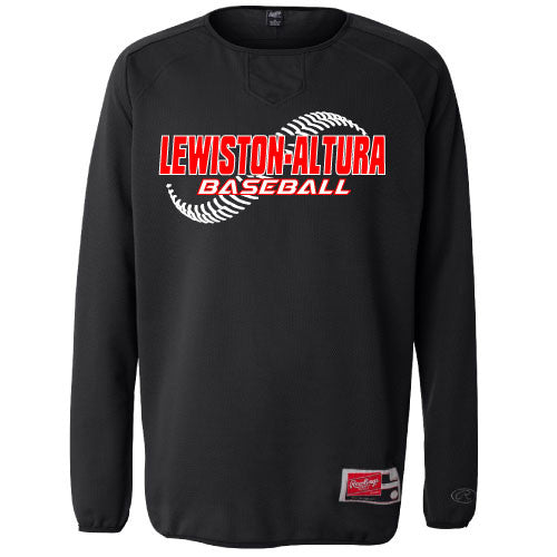 Lewiston - Altura Baseball Mesh Slugger Fleece