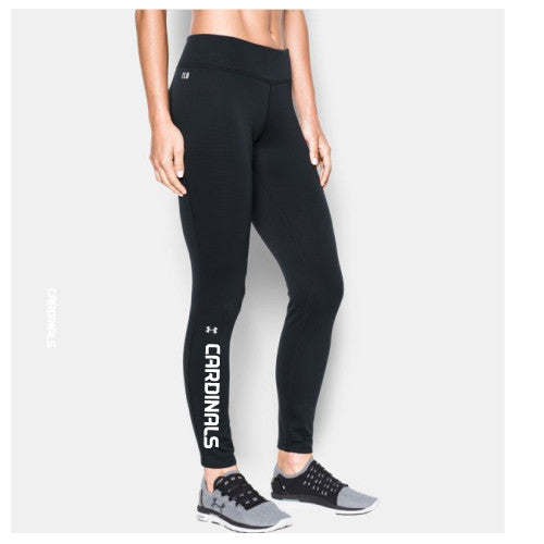 Cardinal Softball - Women's UA Base™ 2.0 Leggings
