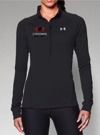 UA Quarter Zip - Embroidered