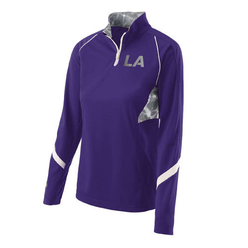 Diggers LADIES Tenacity Warmup Zip - 229324