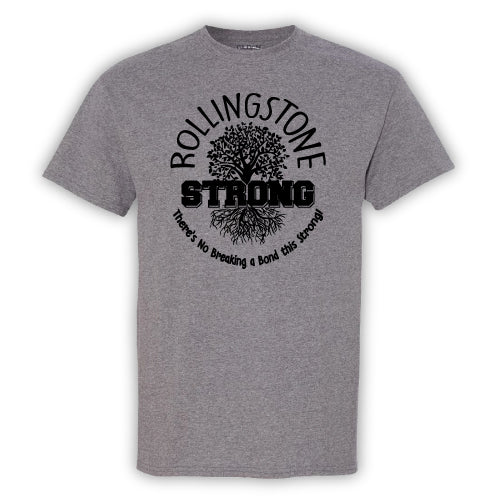 Rollingstone Strong - Roots - Grey