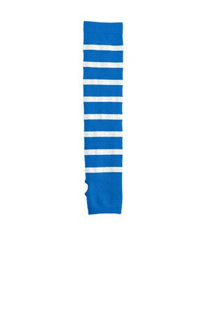 Polar Plunge Striped Arm Socks