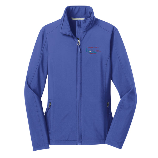 Port Authority® Ladies Core Soft Shell Jacket - L317