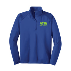 One Last Ride - Sport-Tek® Sport-Wick® Stretch 1/2-Zip Pullover