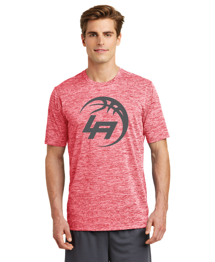 Cardinals - Sport-Tek® PosiCharge® Electric Heather Tee