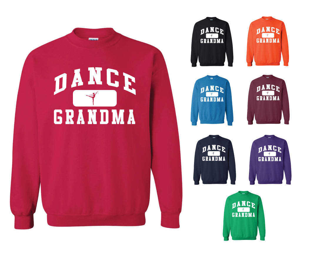 Grandma Crew - Color Options