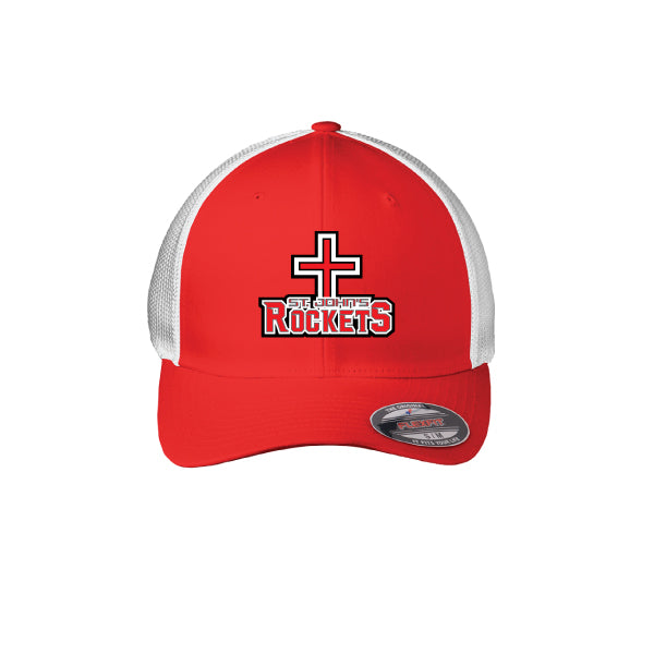 Rockets - Flexfit® Mesh Back Cap