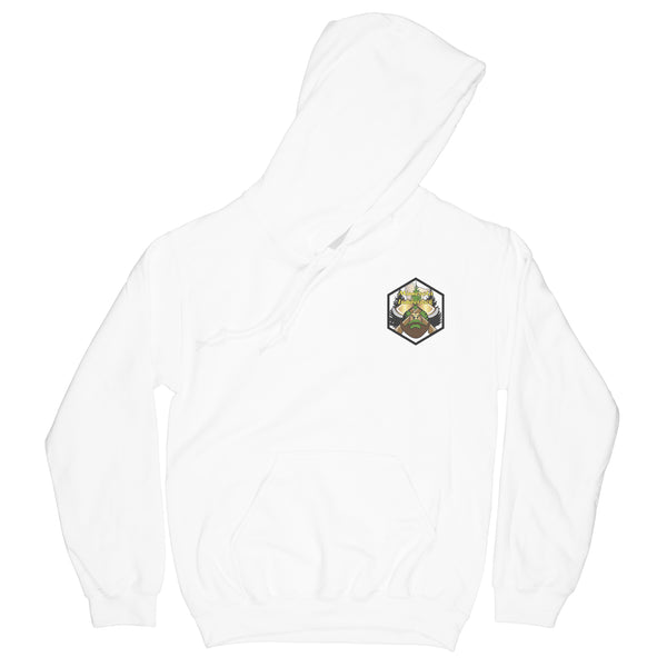 MinnesotaLumberjack - Fear The Beard - GOLD EDITION - Hoodie