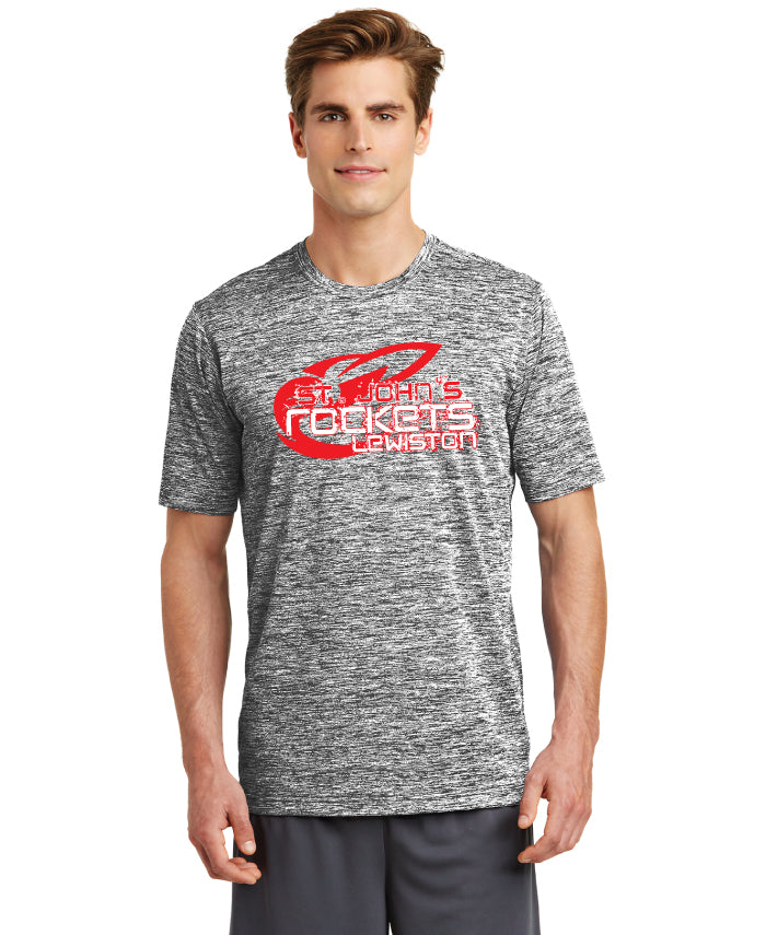 Rockets - Sport-Tek® PosiCharge® Electric Heather Tee