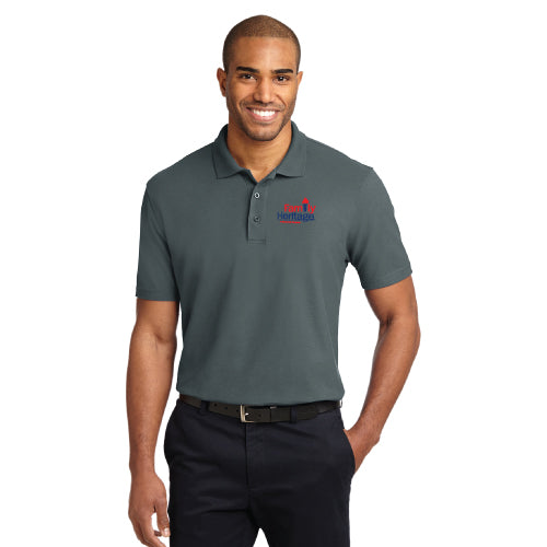 Family Heritage - Port Authority® Stain-Resistant Polo